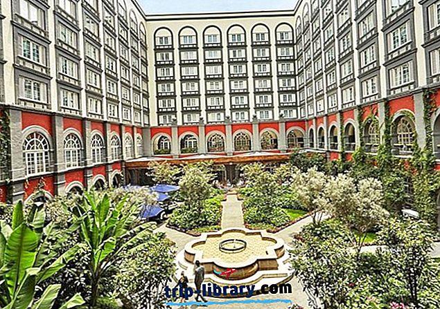 मेक्सिको सिटी में 15 सर्वश्रेष्ठ होटल