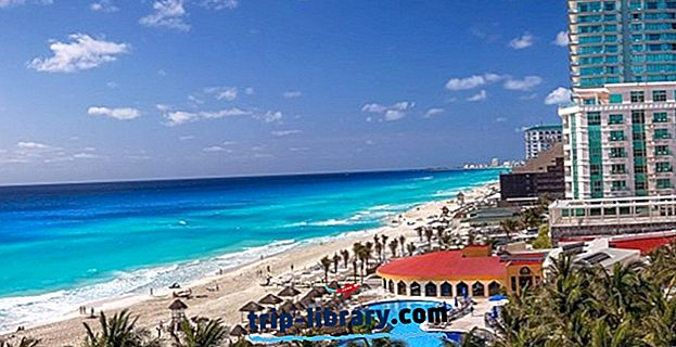 Unde să stați la Cancun: cele mai bune zone și hoteluri, 2018