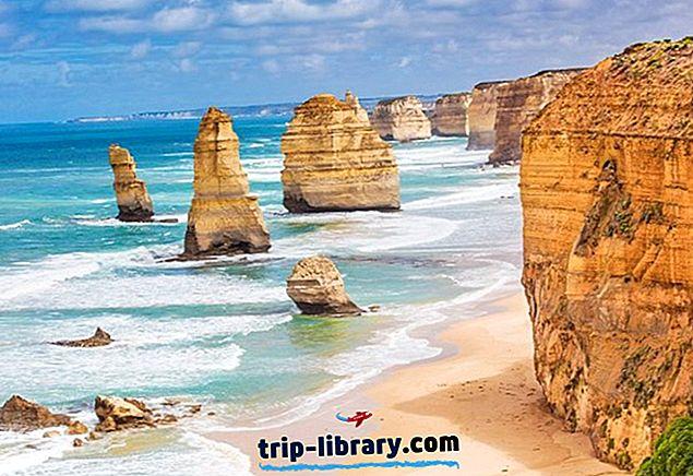9 melhores destinos de fim de semana saindo de Melbourne