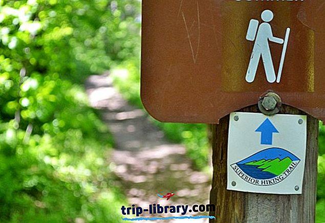 12 Nejlépe hodnocené turistické stezky v Minnesotě