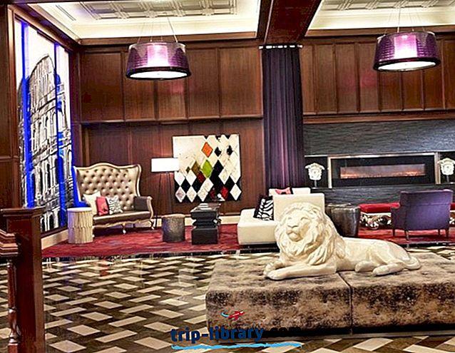 17 โรงแรมที่ดีที่สุดในมินนิอาโปลิส