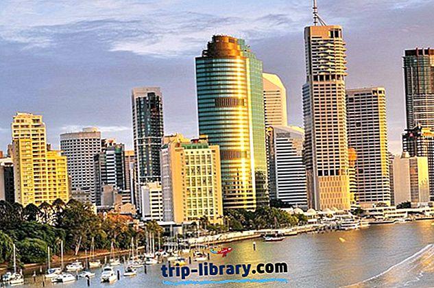 Übernachtung in Brisbane: Beste Gegenden und Hotels, 2018