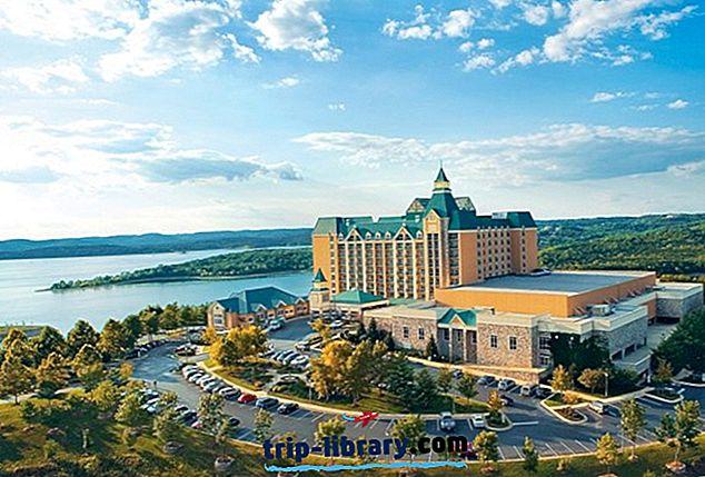 12 topprankade semesterorter i Missouri