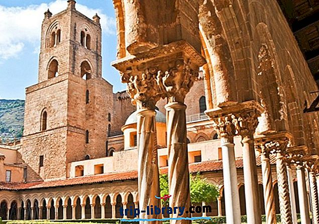 """""""Monreale"""" katedros tyrimas: lankytojų vadovas"""