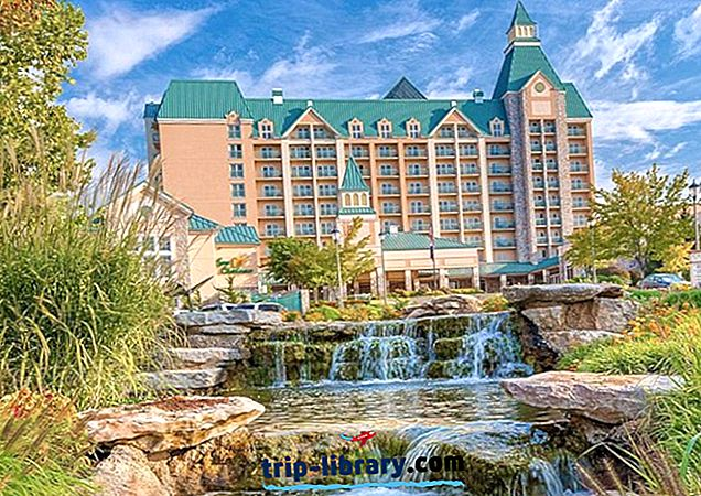 12 Topprankade Resorts i Branson, Missouri
