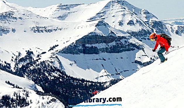 12 лучших горнолыжных курортов в Монтане