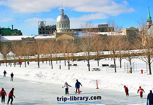 10 nejoblíbenějších turistických atrakcí ve městě Old Montréal