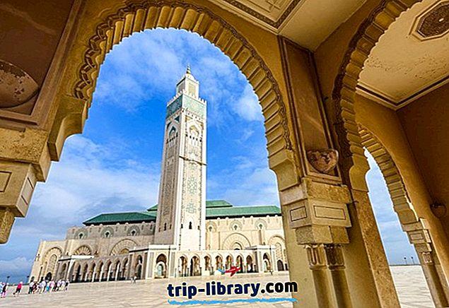 Dónde alojarse en Casablanca: Mejores áreas y hoteles, 2018
