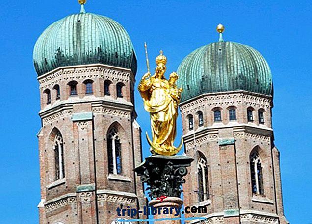 ミュンヘンの聖母教会の探索