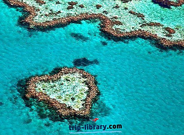 10 Whitsunday saarte turismiobjektid