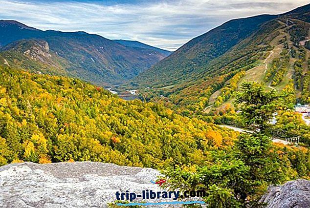 12 Top-hinnatud laagrit New Hampshire'is