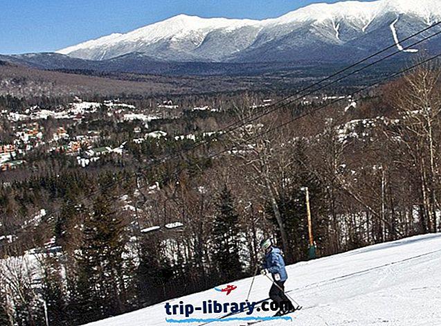 12 topprankade skidorter i New Hampshire, 2019
