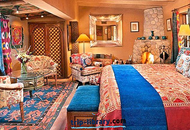 12 Topprangerte Resorts nær Santa Fe