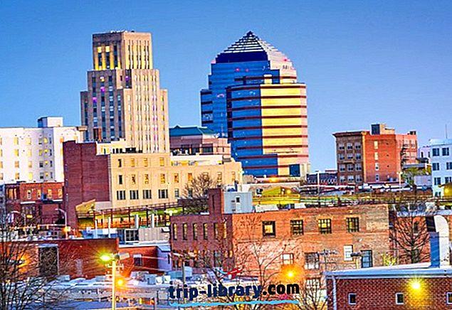 12 populaarsemaid vaatamisväärsusi ja asju Durham, NC