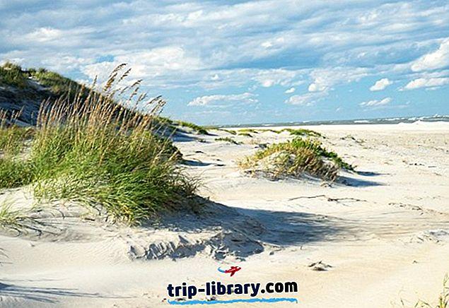 12 Topprankade attraktioner och saker att göra i Outer Banks, NC