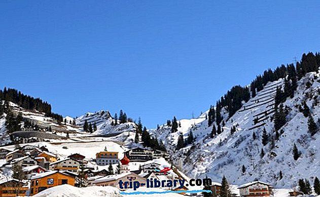 オーストリアのトップ11のスキーリゾート、2019