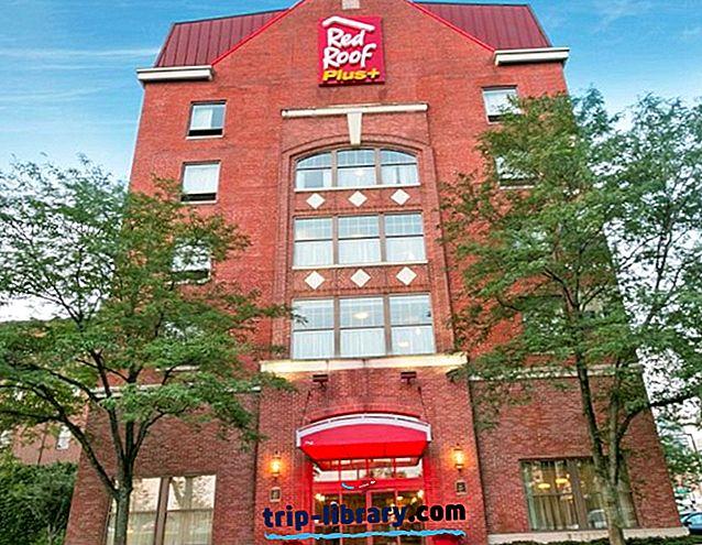16 Bedste Budget Hoteller & Moteller i Columbus, Ohio