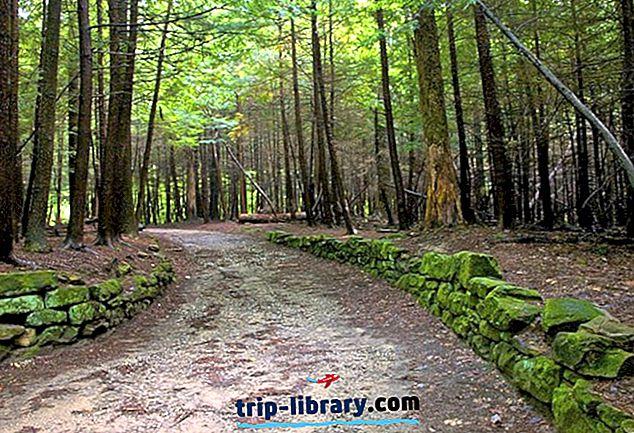 12 Nejlepší národní a státní parky v Ohiu