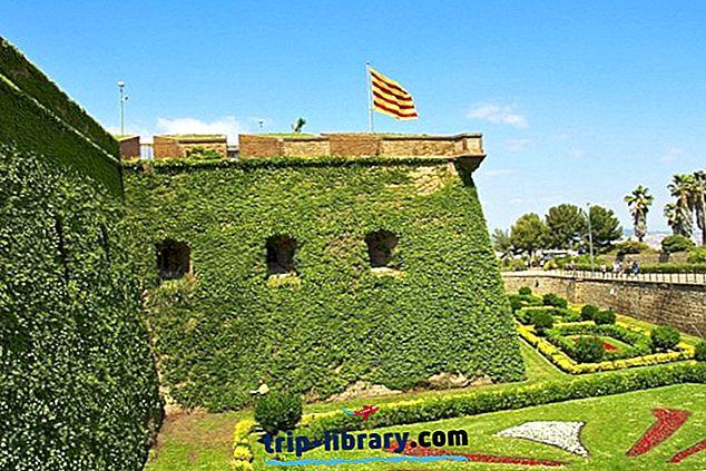 Montjuïcissa, Barcelonassa: 11 suosituinta nähtävyyttä, retkiä ja hotelleja