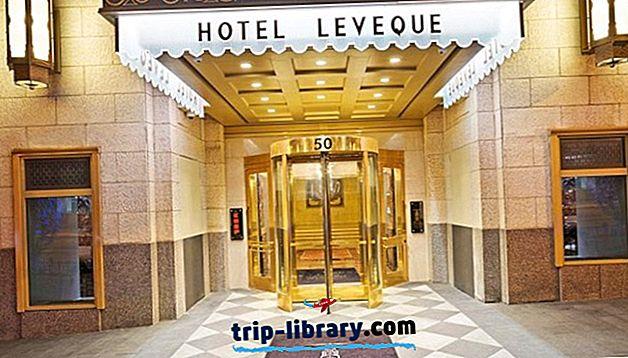 16 najlepszych hoteli w Columbus