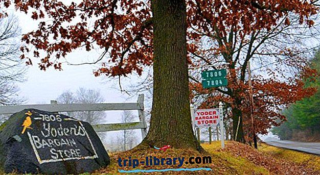 Amish obchodní reklama