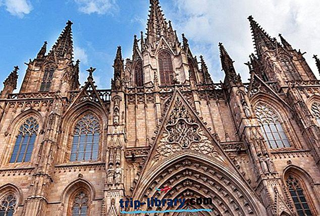 バルセロナのゴシック地区のトップ12の観光名所