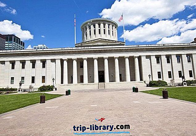 Руководство для посетителей по изучению центра города Колумбус, штат Огайо
