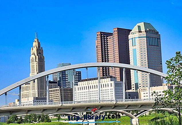 Columbus, Ohio látogatása: 1 napos, 2 napos és 3 napos útvonalak