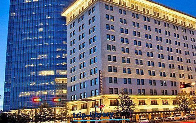 17 Hotel Terbaik di Oklahoma City