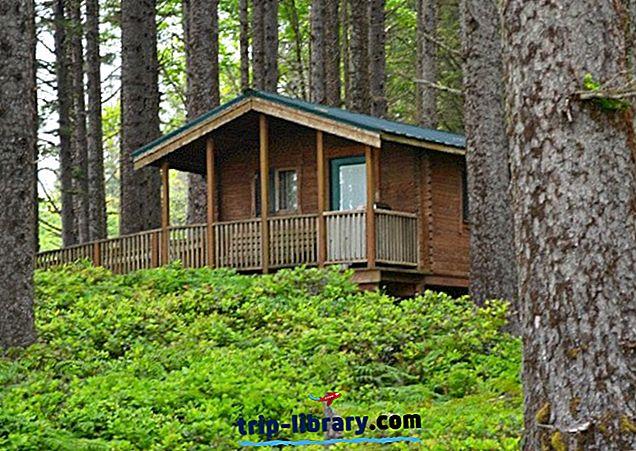 11 Nejlépe hodnocené kempy v Oregonu