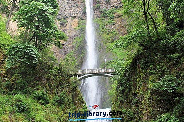 8 legnépszerűbb kempingek a Hood folyó közelében, Oregon
