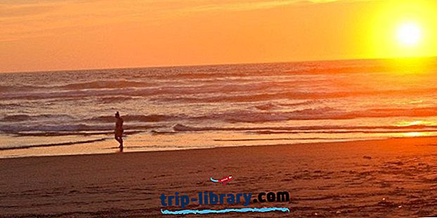 12 populiariausių paplūdimio kurortų Oregono pakrantėje