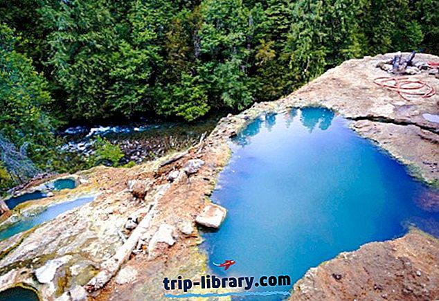 オレゴン州の10大温泉