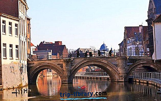 9 Nejlépe hodnocené výlety z Antverp