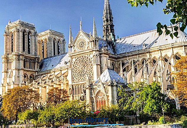 パリのノートルダム大聖堂を訪れる:アトラクション、ヒントとツアー