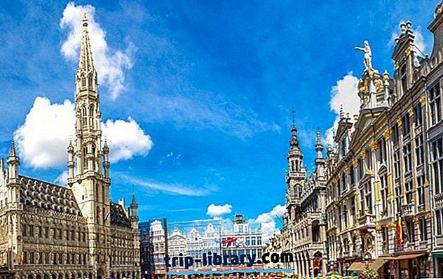 Overnatning i Bruxelles: Bedste områder og hoteller, 2018