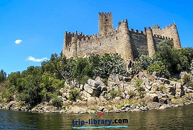 ポルトガルの12トップ評価の城