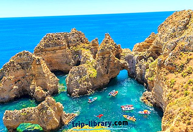 ポルトガルの行き先:7大旅程