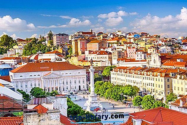 Kus peatuda Lissabonis: parimad piirkonnad ja hotellid, 2018