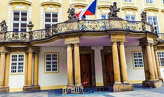 Prag Kalesi'ni Ziyaret Etmek: 10 En İyi Gezi Yeri, İpuçları ve Turlar