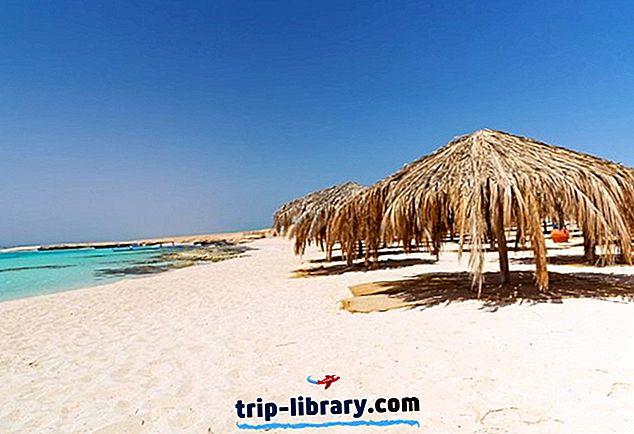 13 Atrações Turísticas mais votadas em Hurghada