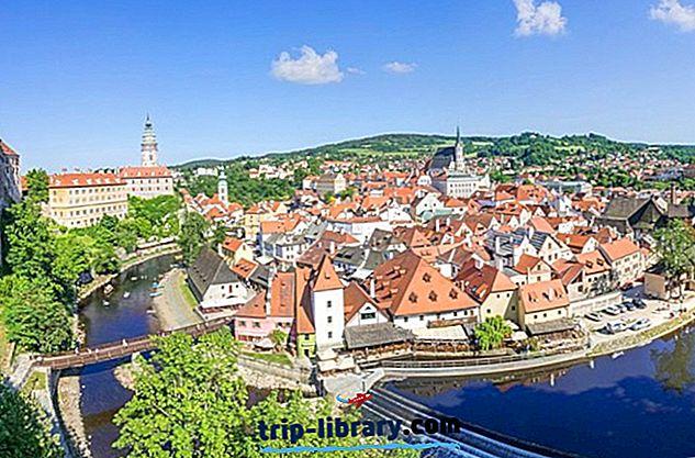 14 Nejlépe hodnocené výlety z Prahy