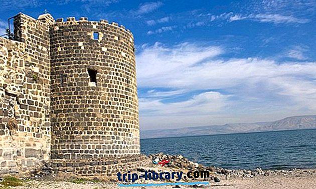 14 attrazioni turistiche top-rated nella regione del Mare di Galilea