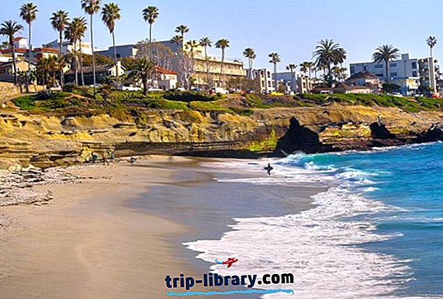 11 populaarsemat päevaõitu San Diegost
