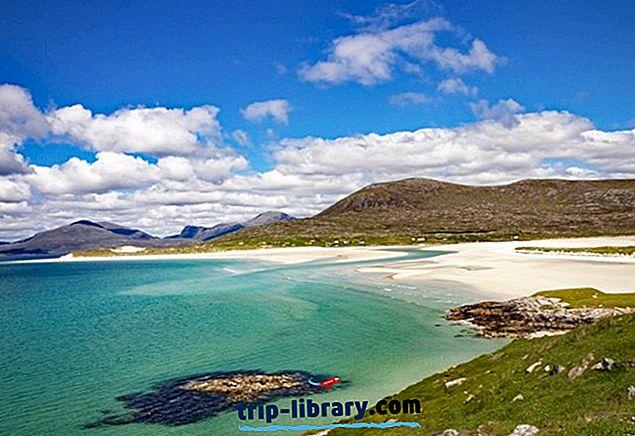 スコットランドのトップ9にランクされたビーチ