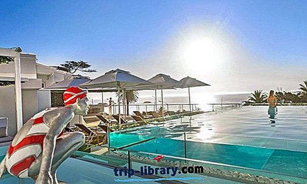 14 bedste hoteller i Cape Town