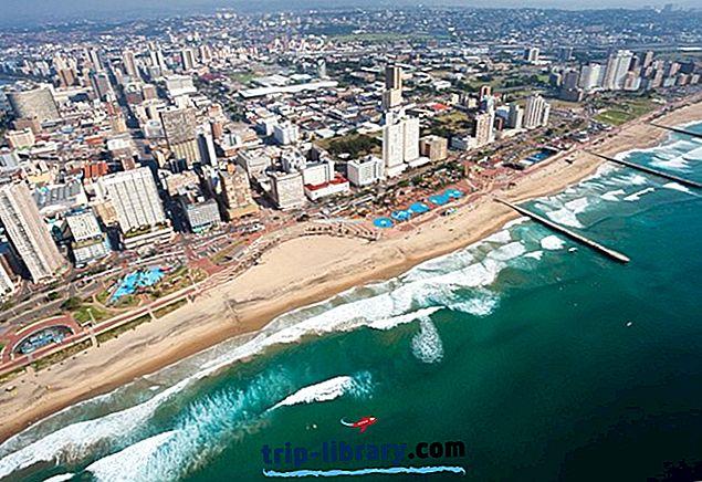 Missä yöpyä Durbanissa: parhaat alueet ja hotellit, 2018