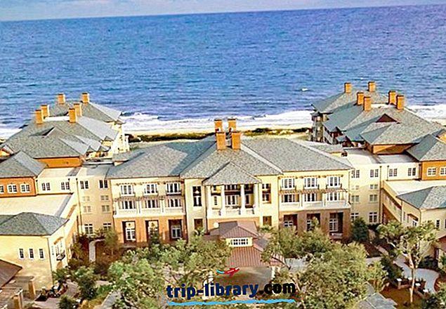 7 Topprangerte feriesteder i Charleston, SC