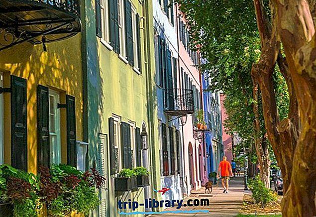 أين تقيم في تشارلستون ، ساوث كارولينا: أفضل المناطق والفنادق ، 2018