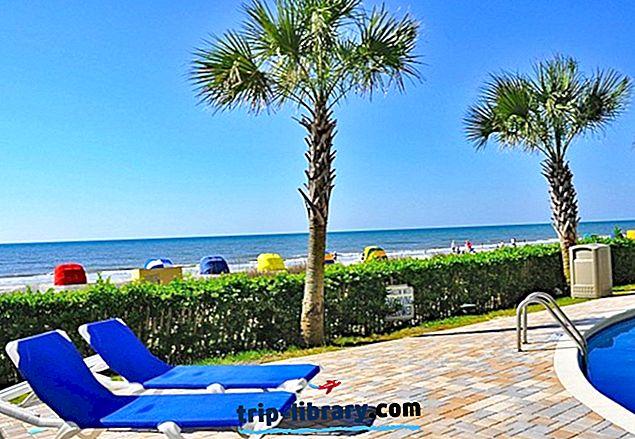 Kde se ubytovat v Myrtle Beach: Best Areas & Hotels, 2018